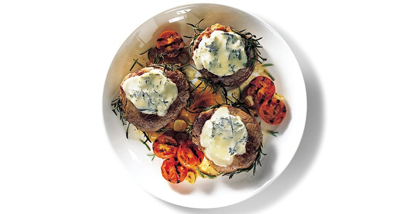 Ricetta Filetto di manza con gorgonzola