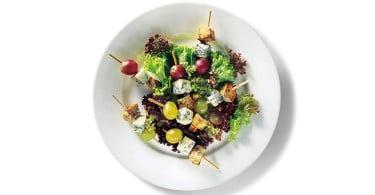 Ricetta Spiedini con Gorgonzola