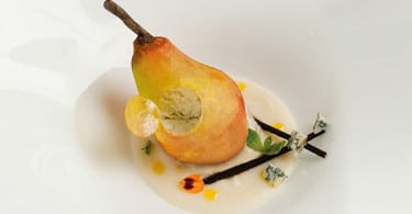 Ricetta pera e gorgonzola