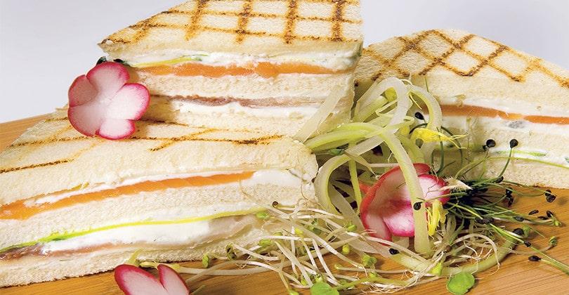 Ricetta mini sandwich con gorgonzola