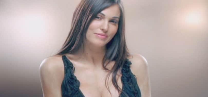Gorgonzola, lo spot TV con Federica Ridolfi