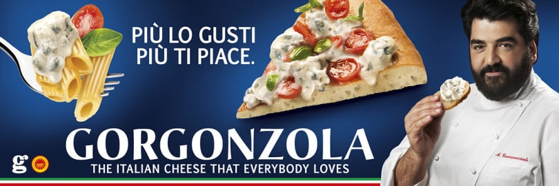 Gorgonzola - Italian cheese that everybody loves