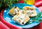 Ricetta focaccia con gorgonzola