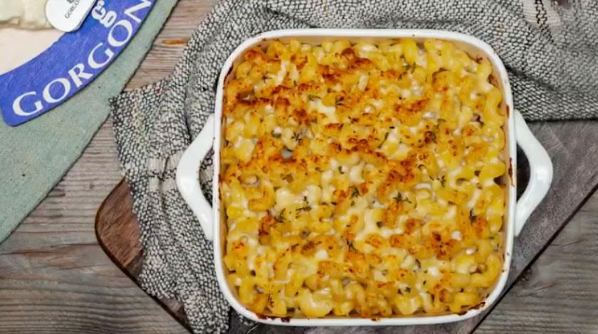 Ricetta Pasta con crema al gorgonzola, speck e noci   Dolcidee
